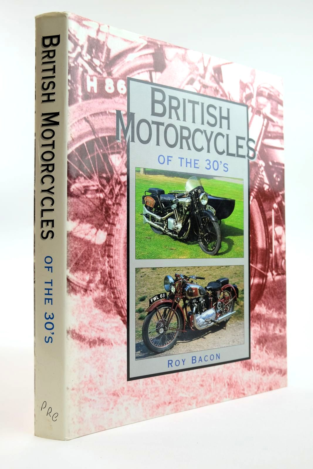 Photo of BRITISH MOTORCYCLES OF THE 1930S- Stock Number: 2133456