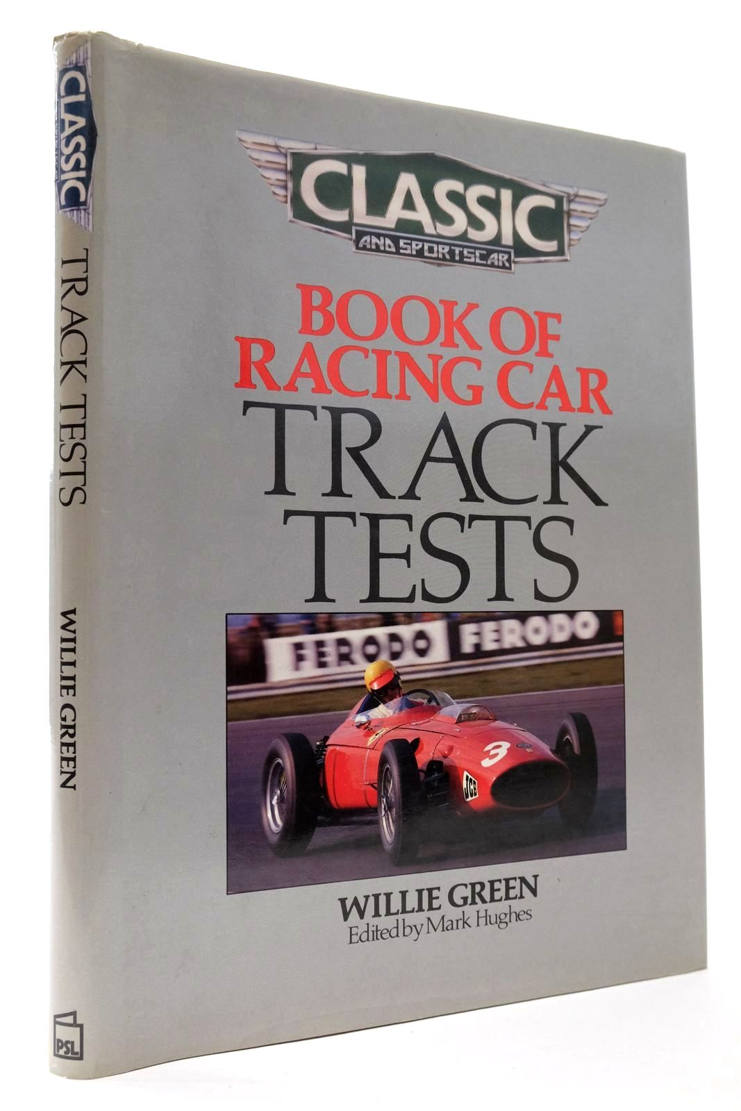 Photo of CLASSIC AND SPORTSCAR BOOK OF RACING CAR TRACK TESTS- Stock Number: 2133458