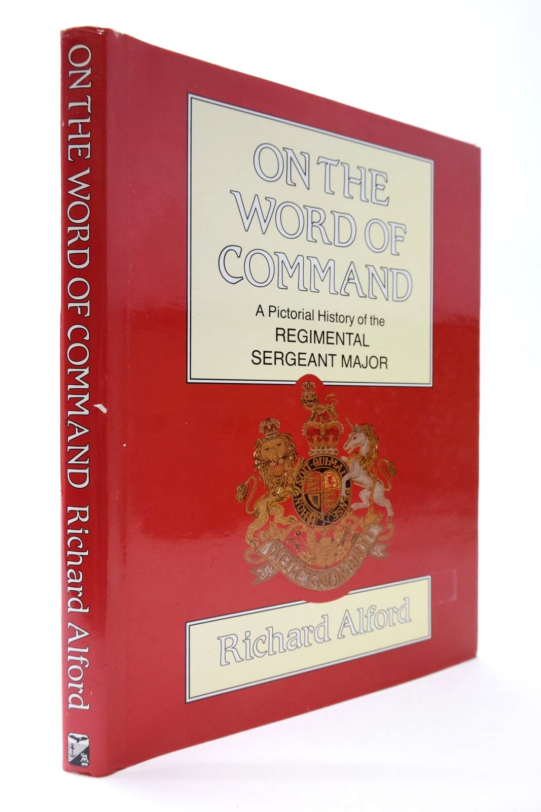 Photo of ON THE WORD OF COMMAND- Stock Number: 2133462