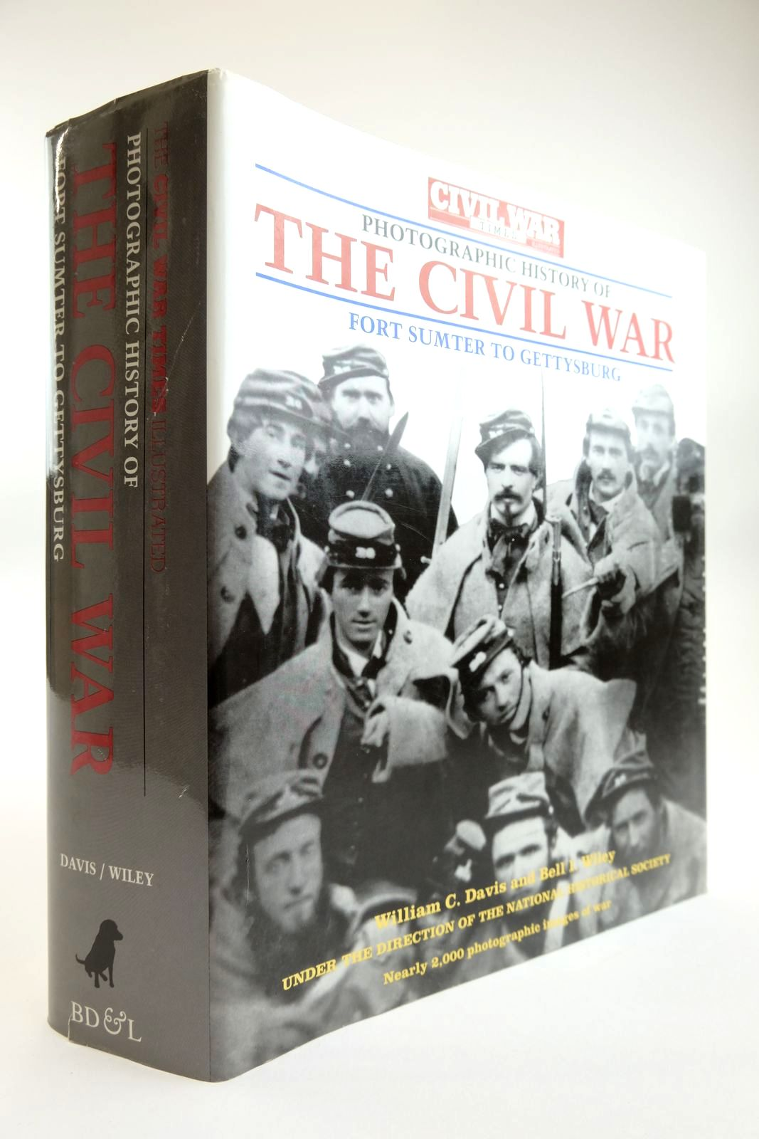 Photo of PHOTOGRAPHIC HISTORY OF THE CIVIL WAR: FORT SUMTER TO GETTYSBURG written by Davis, William C. Wiley, Bell I. published by Black Dog & Leventhal (STOCK CODE: 2133481)  for sale by Stella & Rose's Books