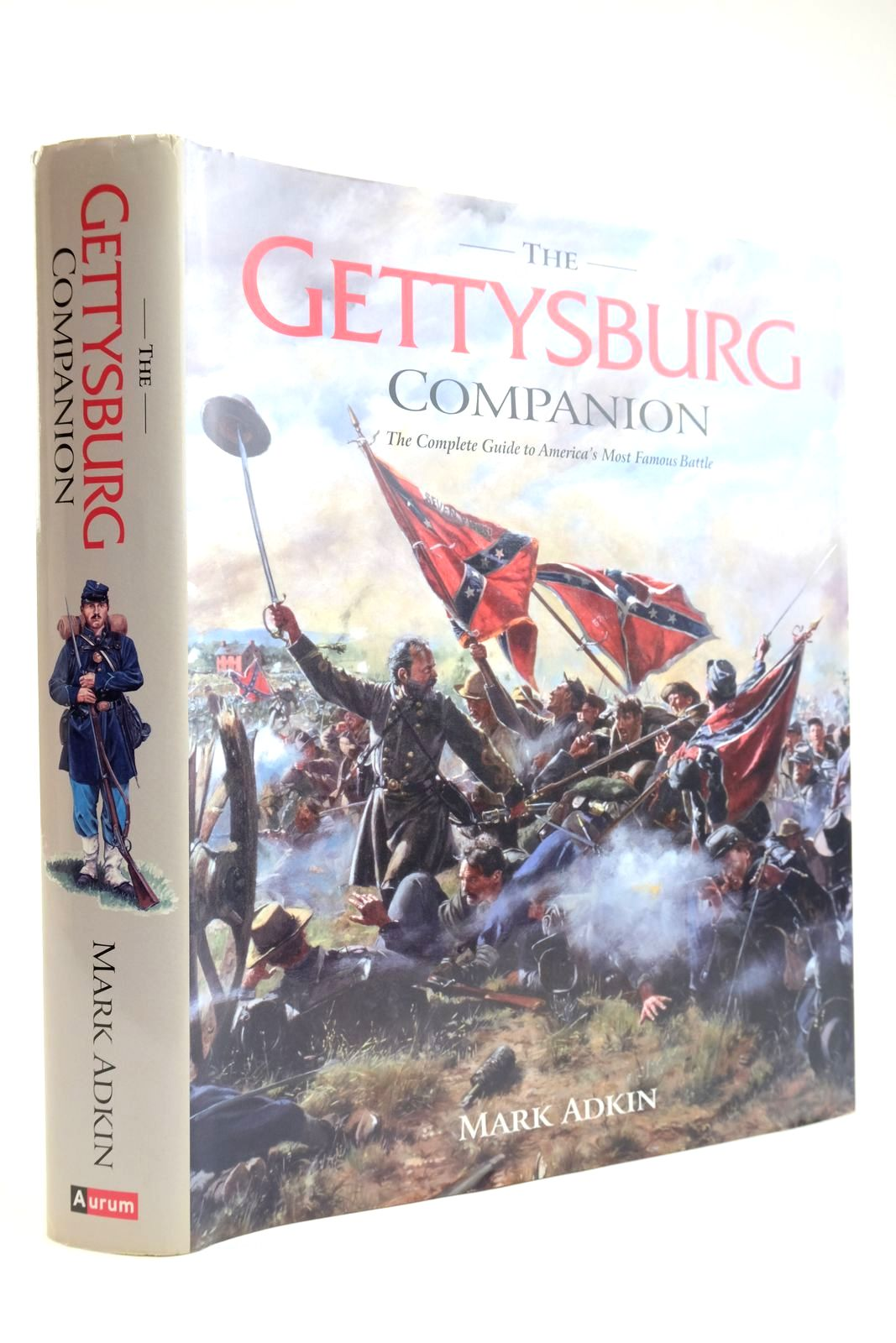 The Gettysburg Companion The Complete Guide To America