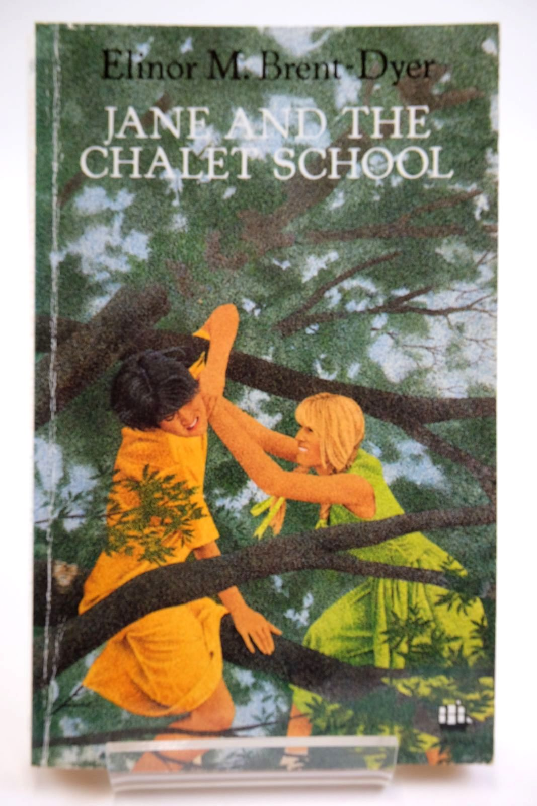 Photo of JANE AND THE CHALET SCHOOL- Stock Number: 2133495