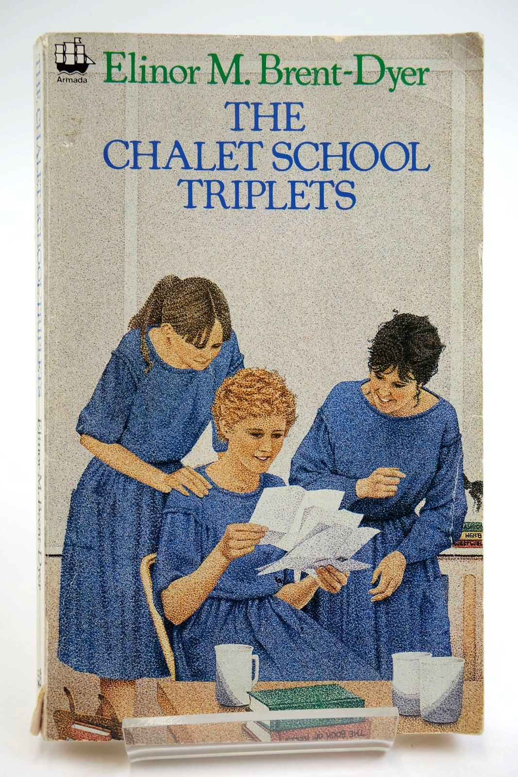 Photo of THE CHALET SCHOOL TRIPLETS- Stock Number: 2133496