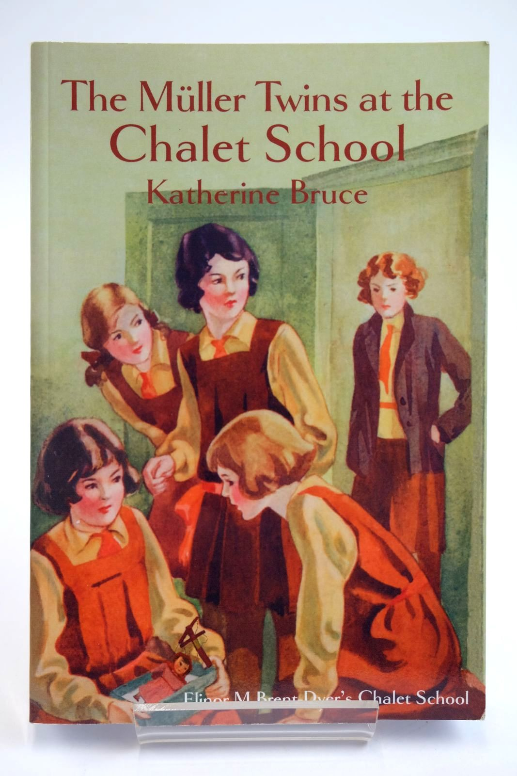 Photo of THE MULLER TWINS AT THE CHALET SCHOOL written by Bruce, Katherine published by Girls Gone By (STOCK CODE: 2133502)  for sale by Stella & Rose's Books