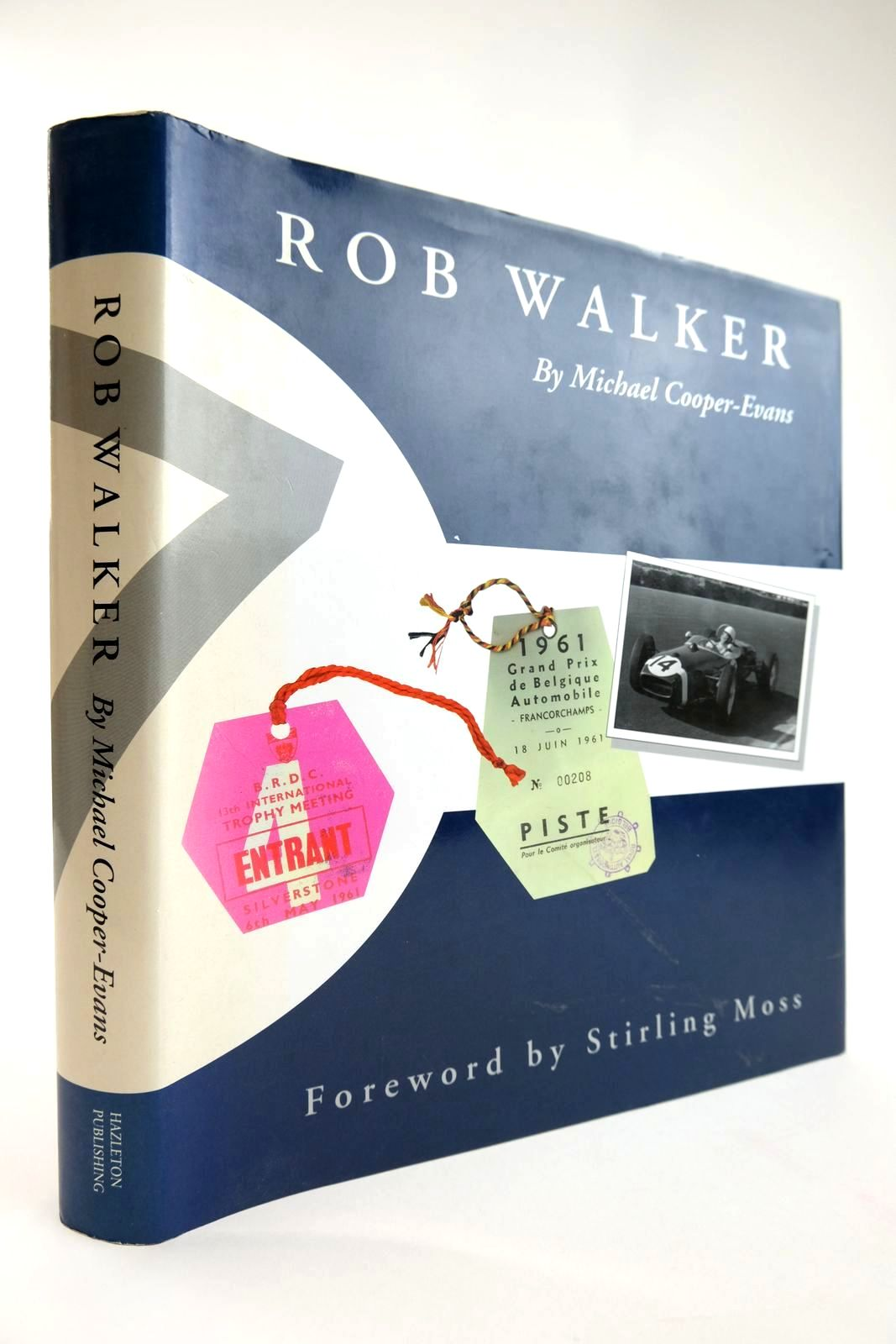 Photo of ROB WALKER written by Cooper-Evans, Michael Moss, Stirling published by Hazleton Publishing (STOCK CODE: 2133522)  for sale by Stella & Rose's Books