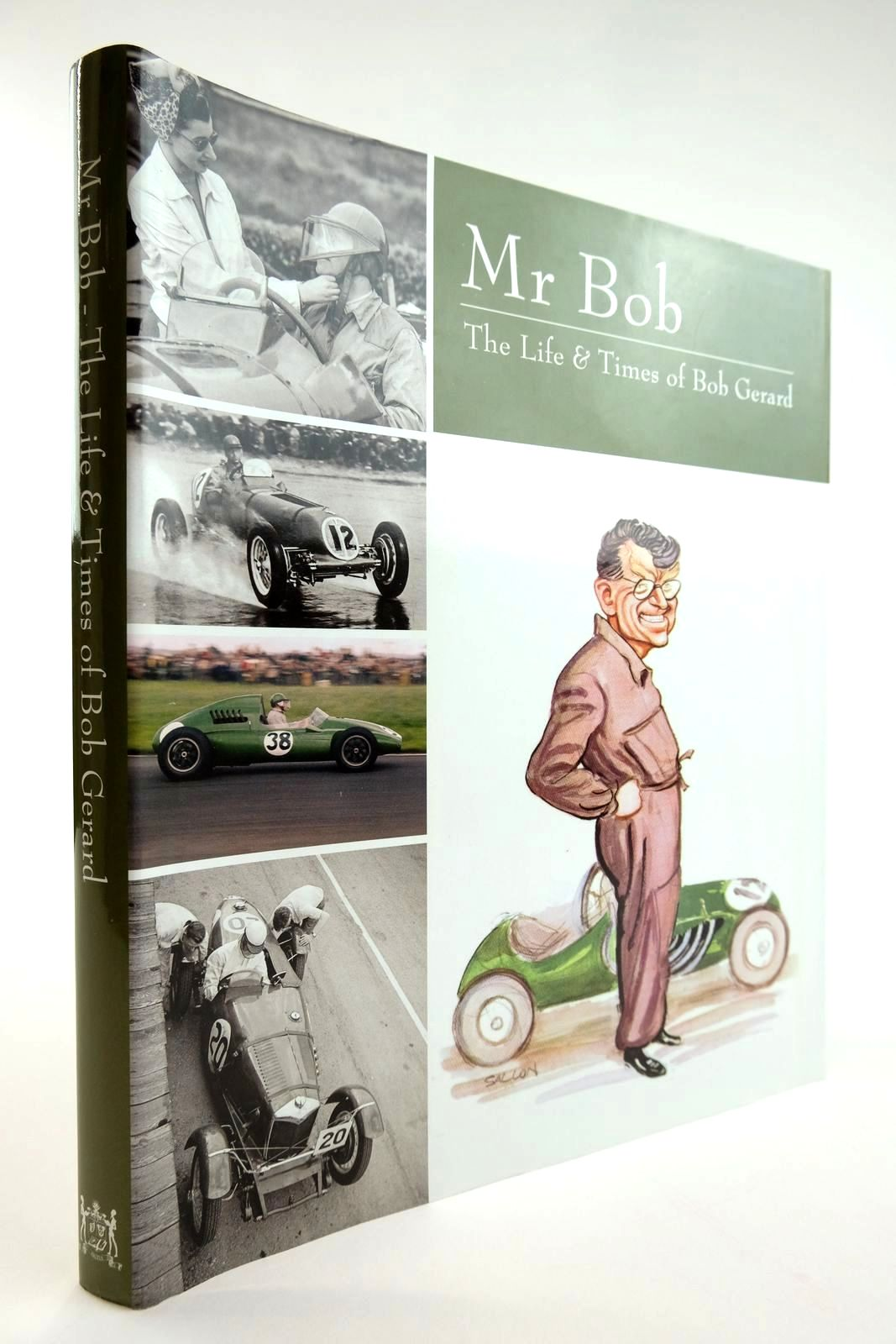 Photo of MR. BOB: THE LIFE & TIMES OF BOB GERARD written by Gauld, Graham Porter, Philip Vale, Peter published by Porter Press International Ltd (STOCK CODE: 2133526)  for sale by Stella & Rose's Books