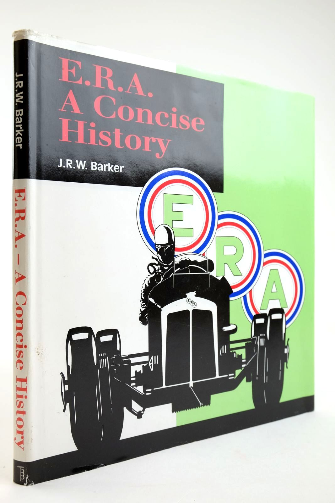 Photo of E.R.A. A CONCISE HISTORY written by Barker, J.R.W. published by Transport Bookman Publications (STOCK CODE: 2133531)  for sale by Stella & Rose's Books
