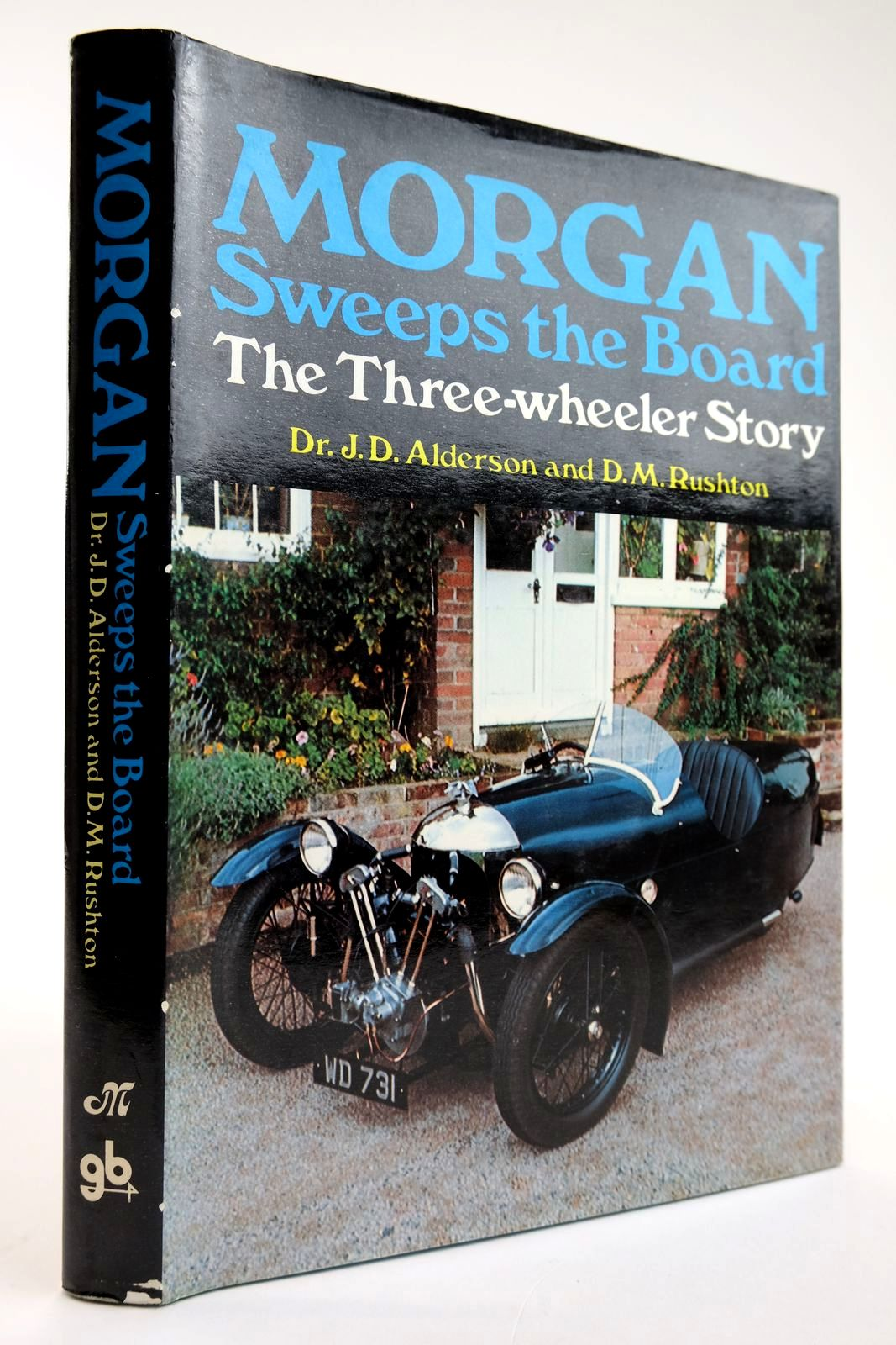 Morgan Sweeps The Board: The Three-wheeler Story