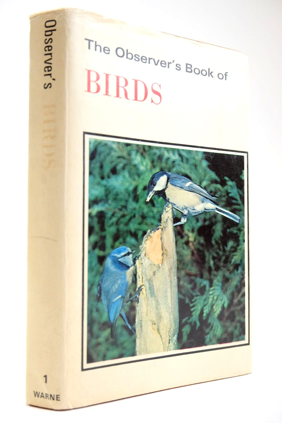 Photo of THE OBSERVER'S BOOK OF BIRDS- Stock Number: 2133544
