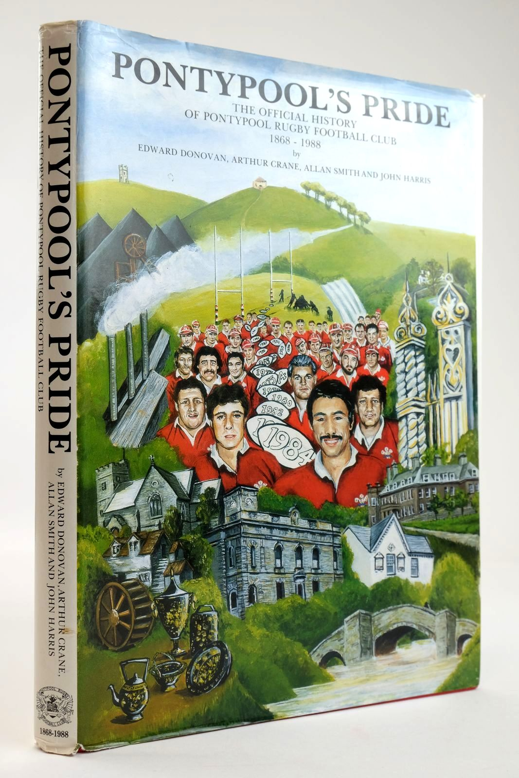 Photo of PONTYPOOL'S PRIDE written by Donovan, Edward Crane, Arthur Smith, Allan Harris, John published by Old Bakehouse Publications (STOCK CODE: 2133550)  for sale by Stella & Rose's Books