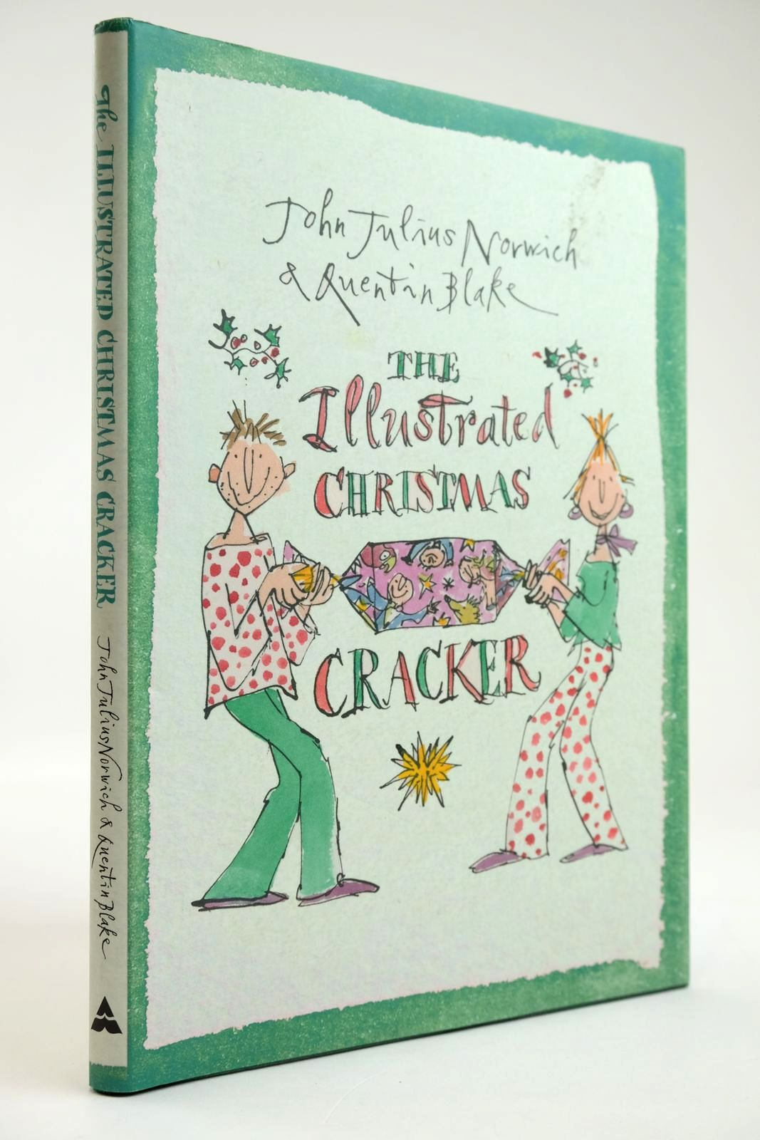 Photo of THE ILLUSTRATED CHRISTMAS CRACKER- Stock Number: 2133553