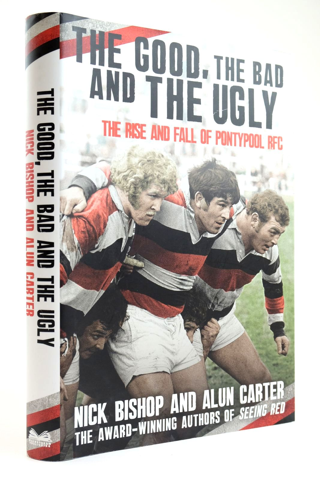 Photo of THE GOOD, THE BAD AND THE UGLY: THE RISE AND FALL OF PONTYPOOL RFC- Stock Number: 2133554