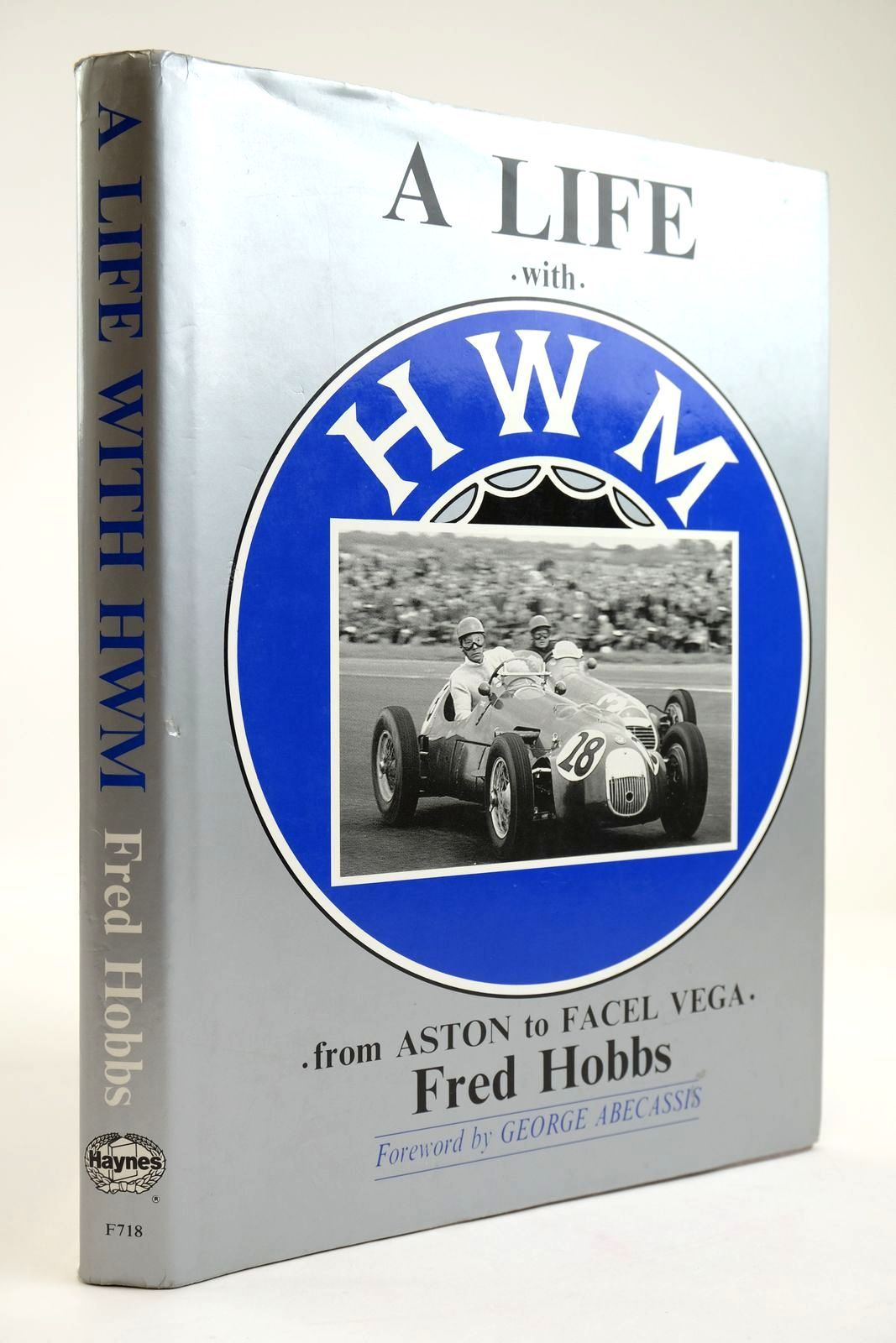 Photo of A LIFE WITH HWM: FROM ASTON TO FACEL VEGA- Stock Number: 2133562