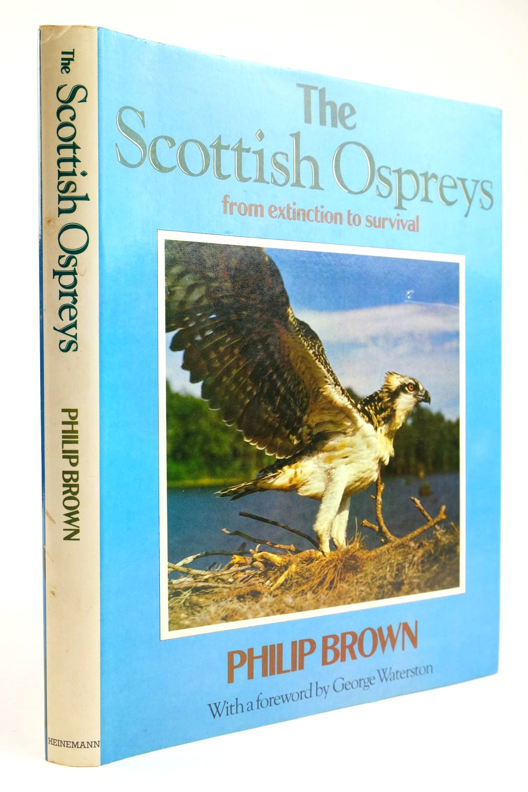 Photo of THE SCOTTISH OSPREYS FROM EXTINCTION TO SURVIVAL