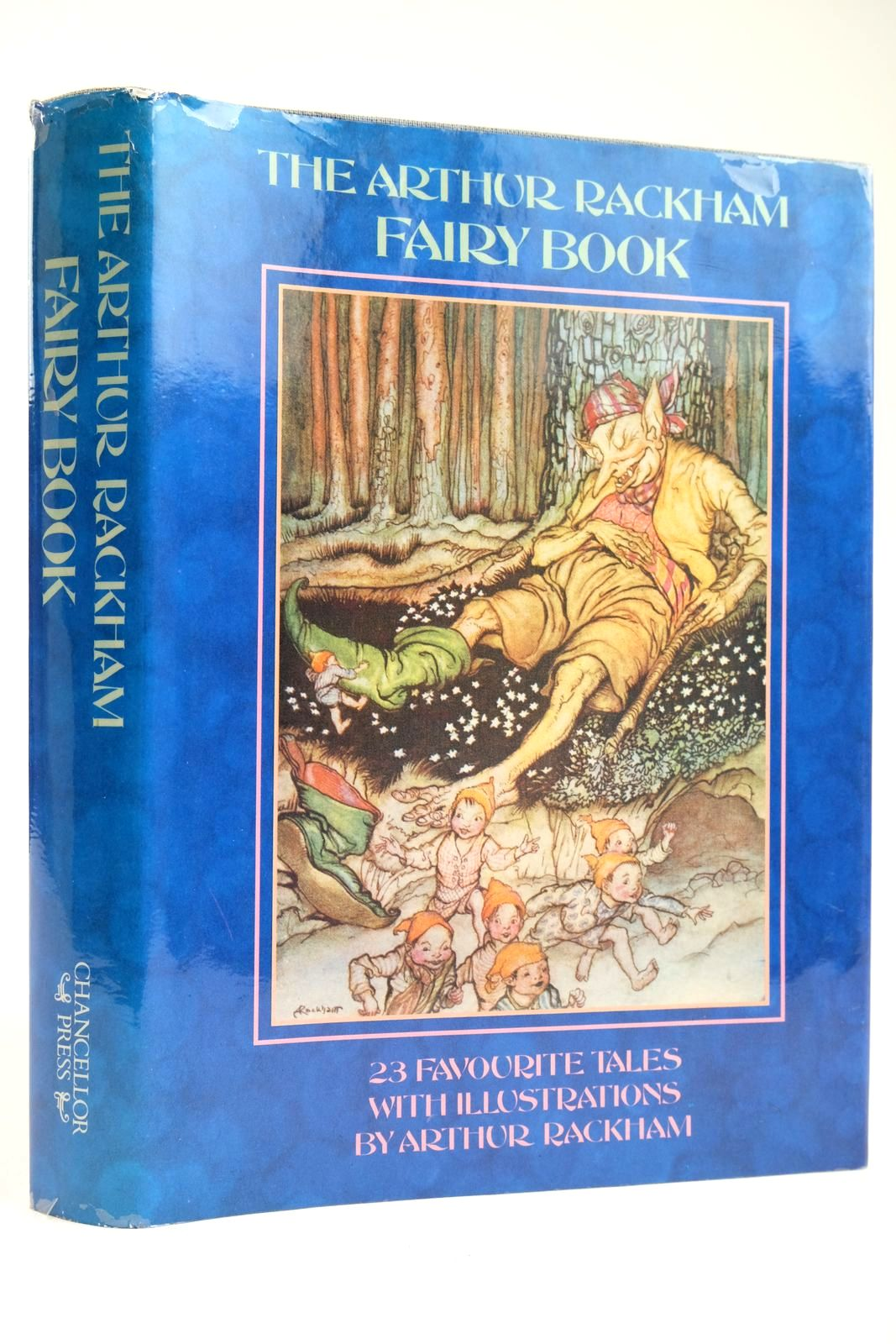 Photo of THE ARTHUR RACKHAM FAIRY BOOK illustrated by Rackham, Arthur published by Chancellor Press (STOCK CODE: 2133568)  for sale by Stella & Rose's Books