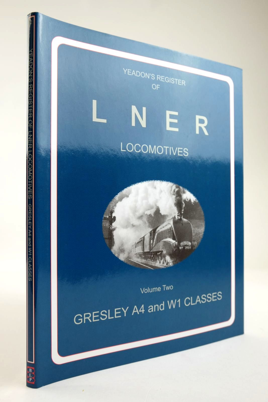 Photo of YEADON'S REGISTER OF LNER LOCOMOTIVES VOLUME TWO- Stock Number: 2133581