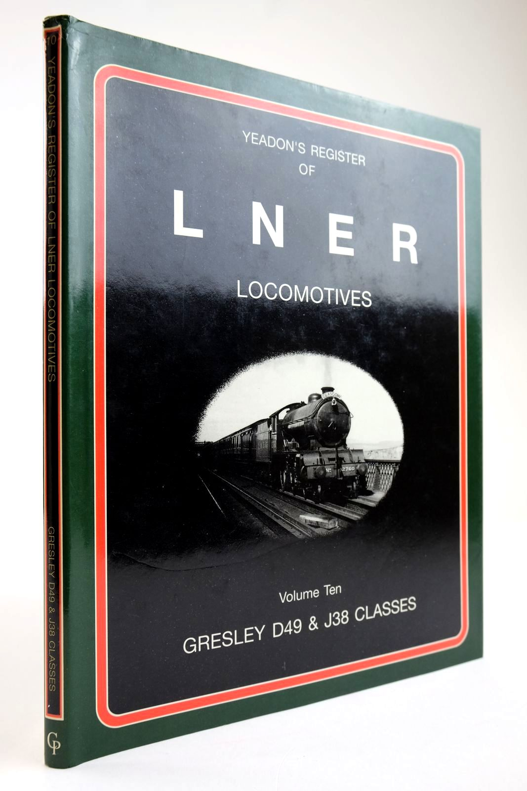 Photo of YEADON'S REGISTER OF LNER LOCOMOTIVES VOLUME TEN written by Yeadon, W.B. published by Challenger Publications (STOCK CODE: 2133587)  for sale by Stella & Rose's Books