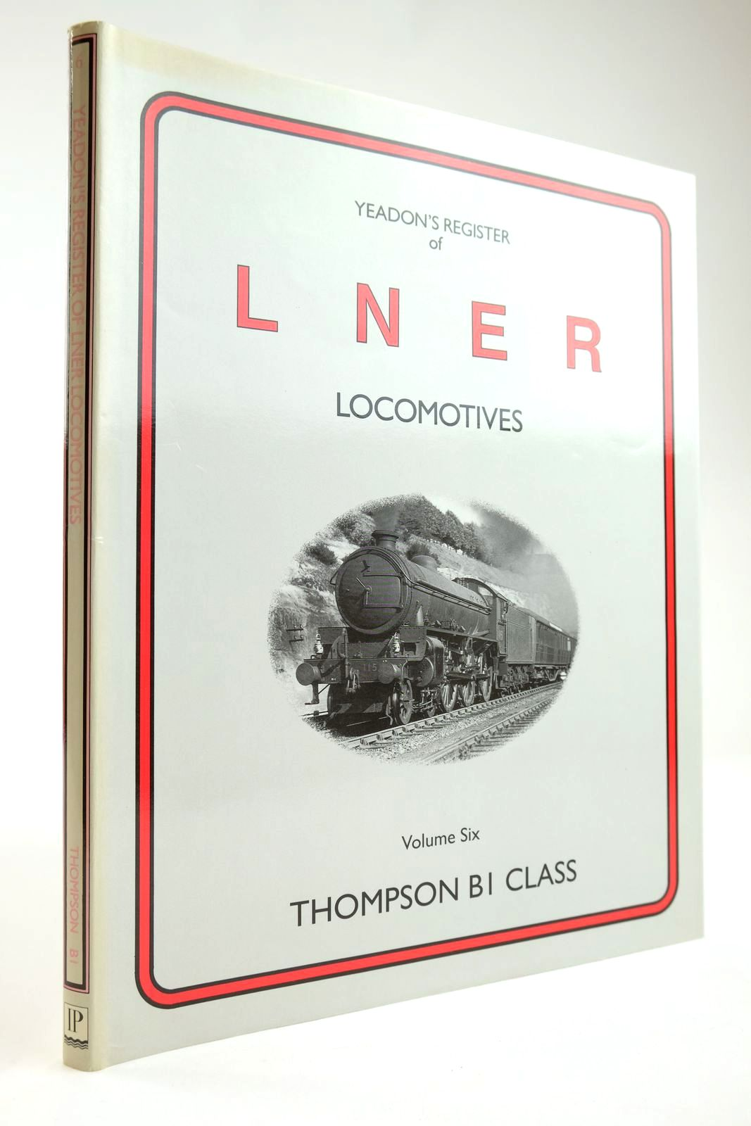 Photo of YEADON'S REGISTER OF LNER LOCOMOTIVES VOLUME SIX- Stock Number: 2133588