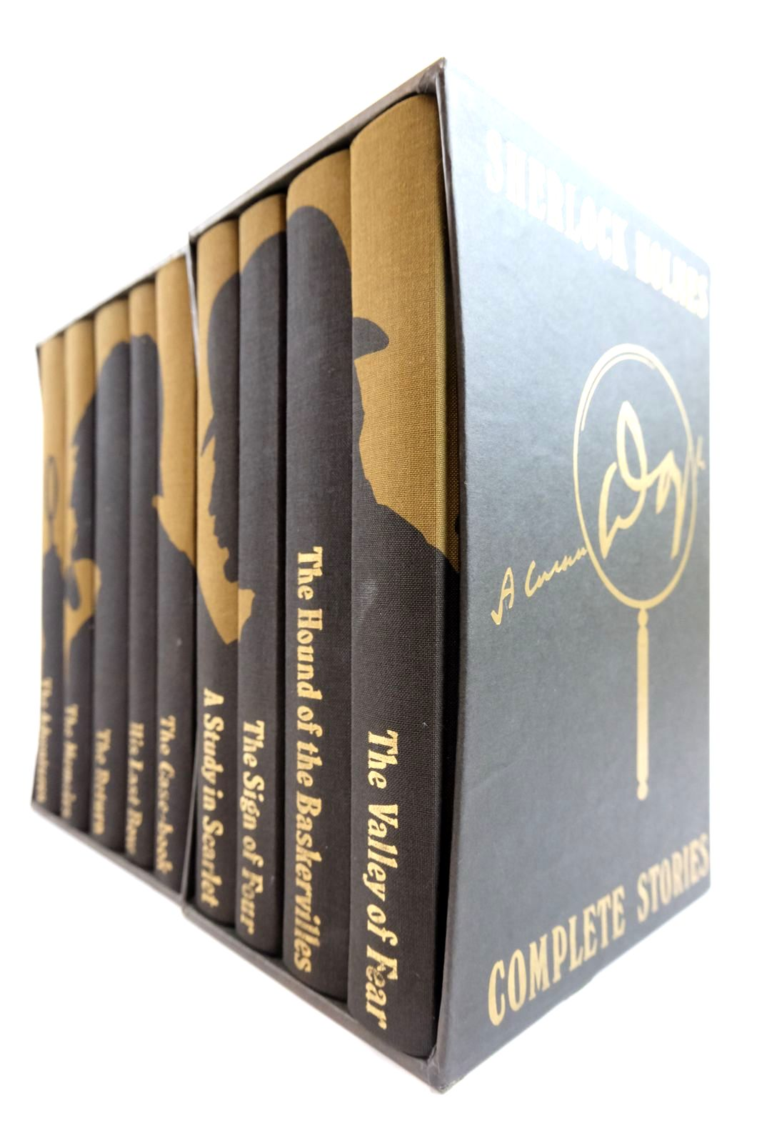 Photo of SHERLOCK HOLMES COMPLETE STORIES (9 VOLUMES)
