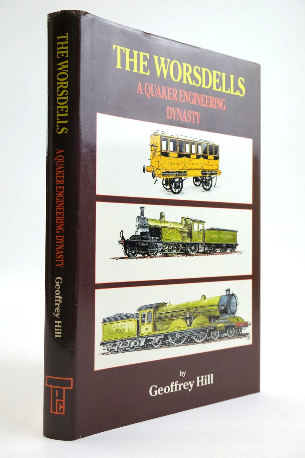 Photo of THE WORSDELLS A QUAKER ENGINEERING DYNASTY- Stock Number: 2133598