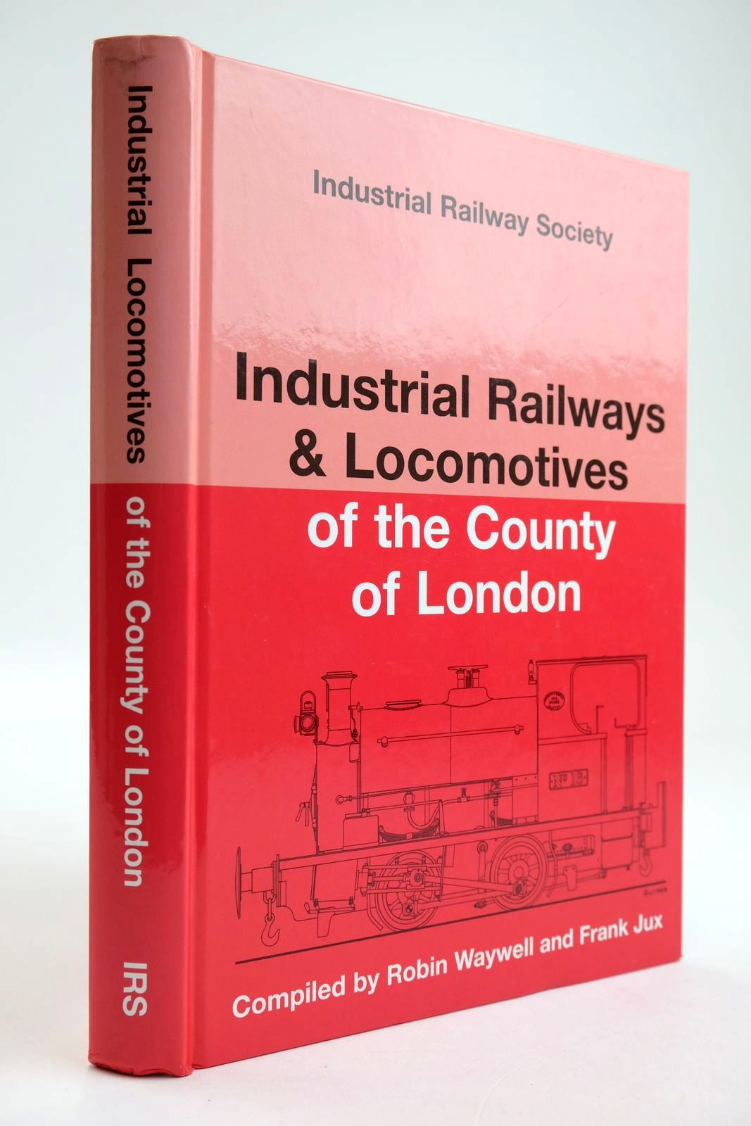 Photo of INDUSTRIAL RAILWAYS AND LOCOMOTIVES OF THE COUNTY OF LONDON- Stock Number: 2133605