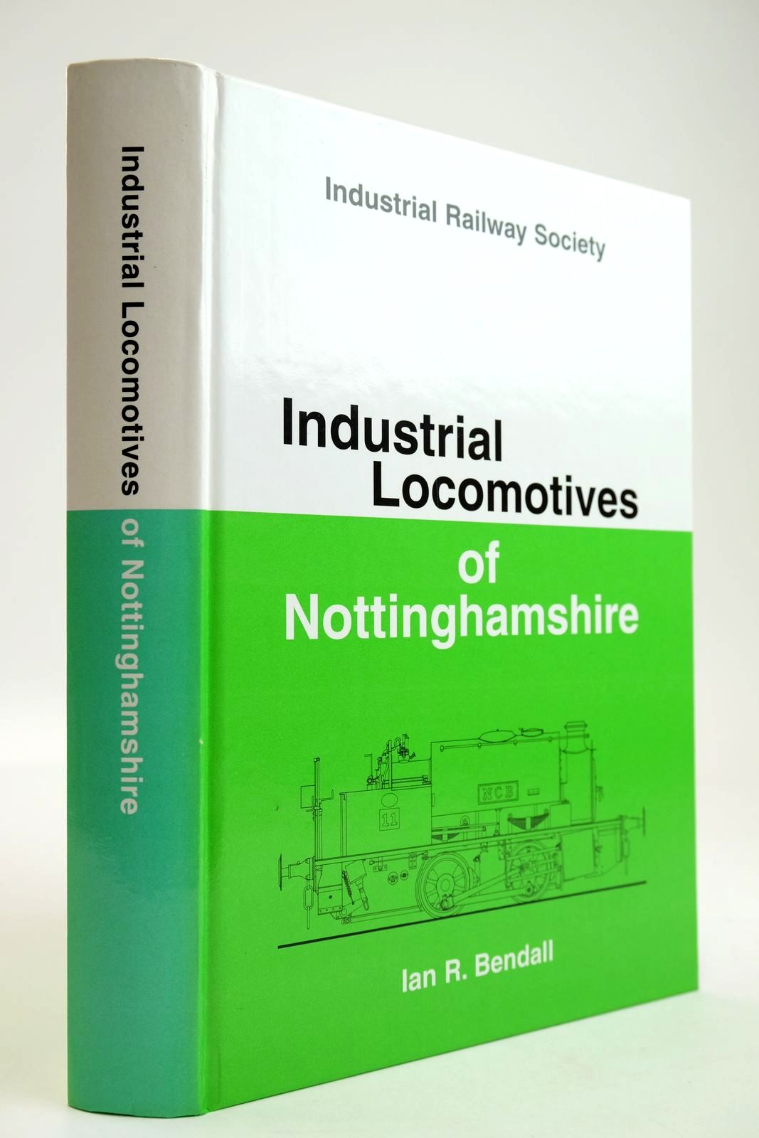 Photo of INDUSTRIAL LOCOMOTIVES OF NOTTINGHAMSHIRE- Stock Number: 2133608