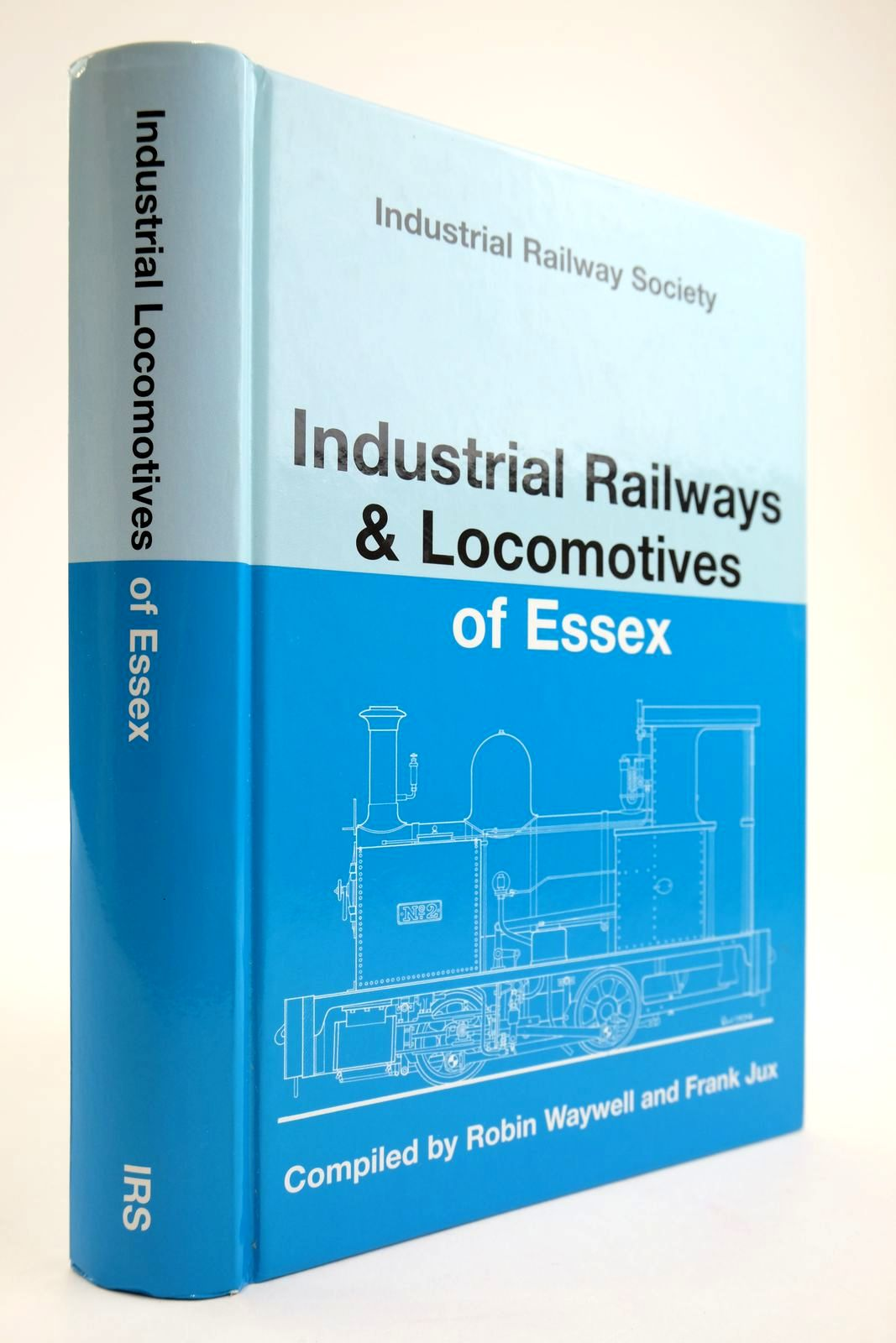 Photo of INDUSTRIAL RAILWAYS AND LOCOMOTIVES OF ESSEX- Stock Number: 2133613