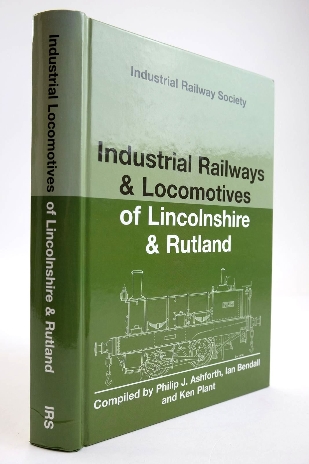 Photo of INDUSTRIAL RAILWAYS AND LOCOMOTIVES OF LINCOLNSHIRE AND RUTLAND- Stock Number: 2133614