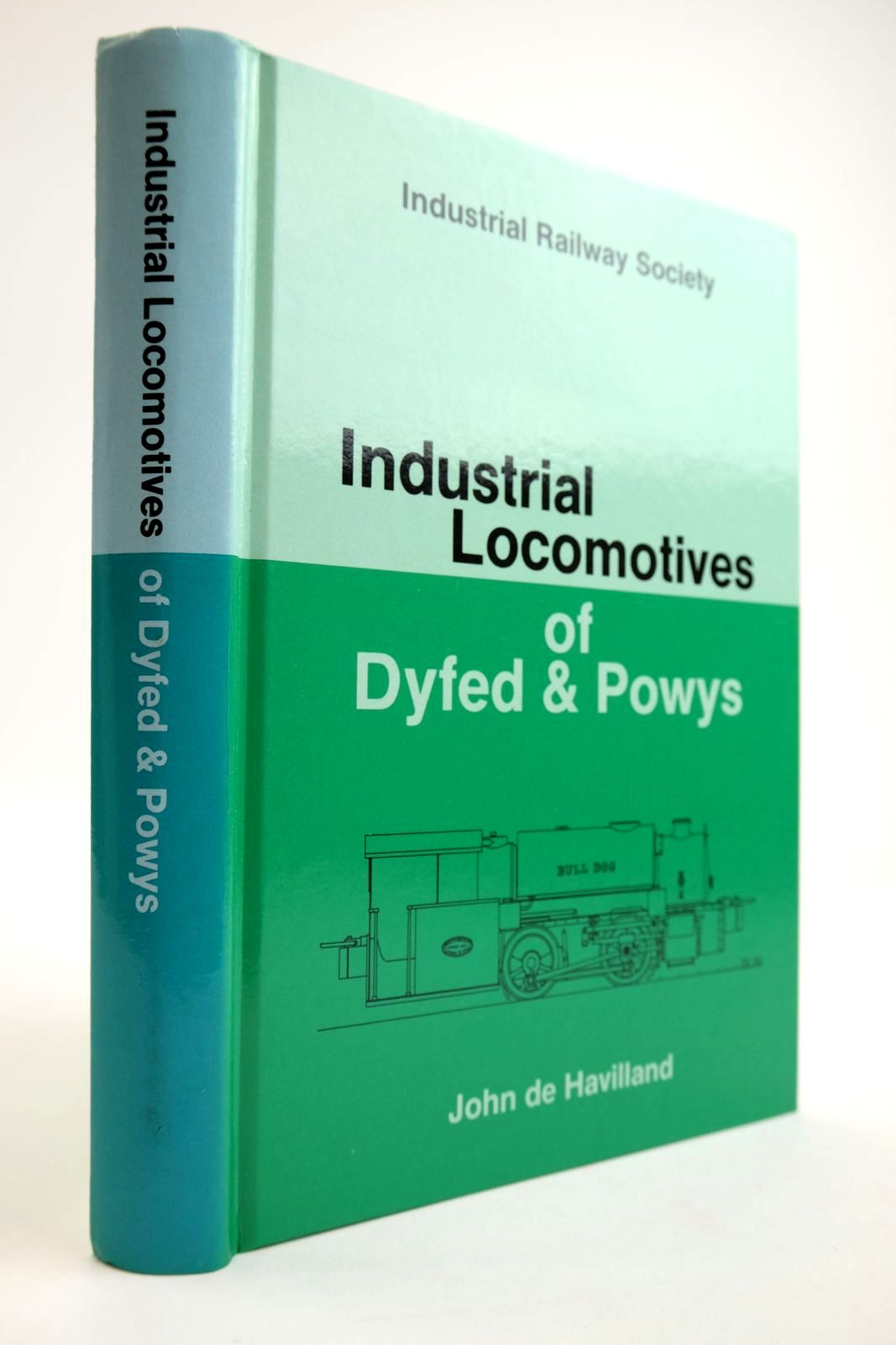 Photo of INDUSTRIAL LOCOMOTIVES OF DYFED & POWYS written by De Havilland, John Hateley, R.K. published by The Industrial Railway Society (STOCK CODE: 2133617)  for sale by Stella & Rose's Books