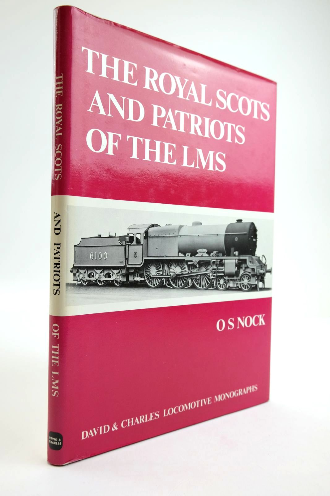 Photo of THE ROYAL SCOTS AND PATRIOTS OF THE LMS- Stock Number: 2133620