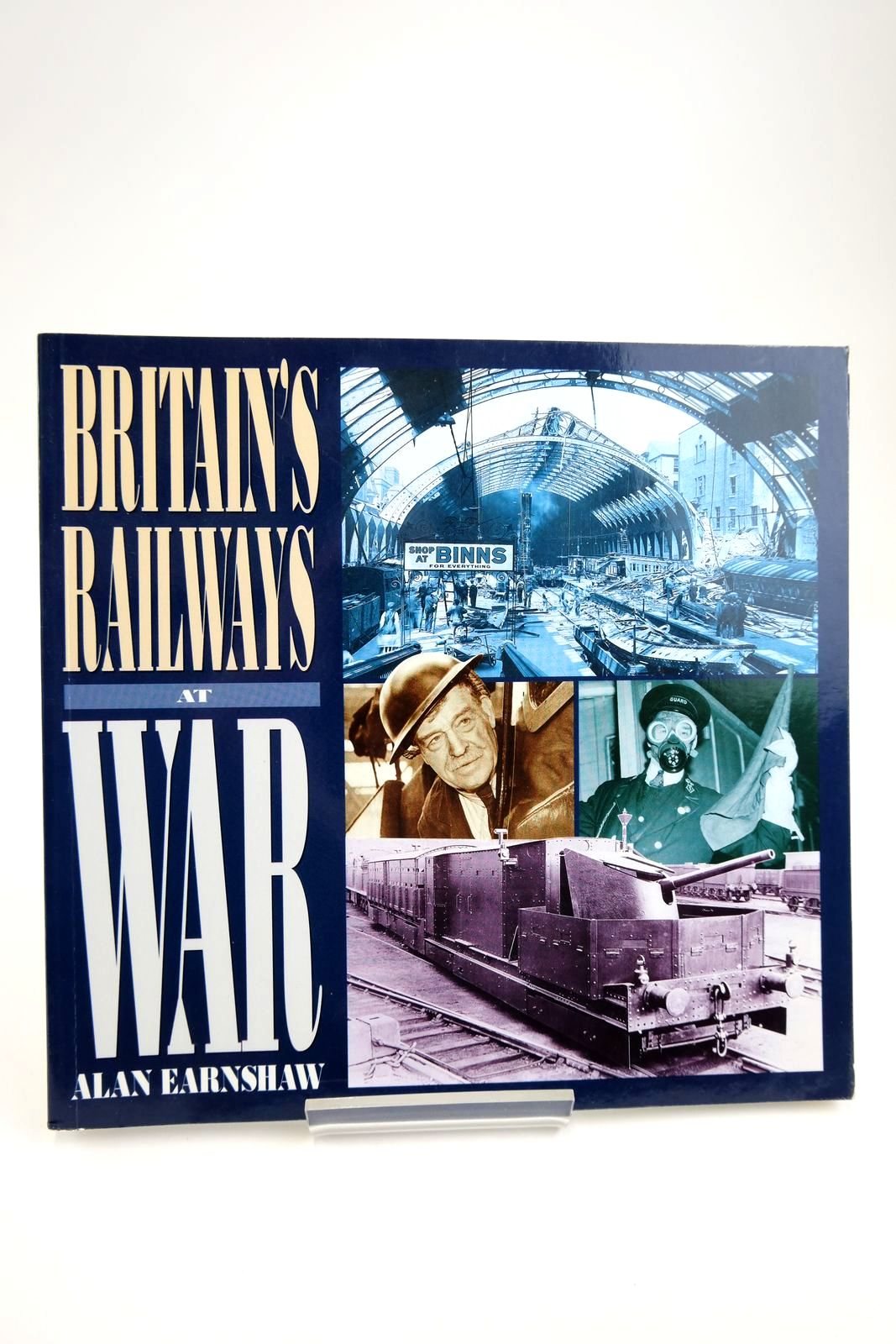 Photo of BRITAIN'S RAILWAYS AT WAR written by Earnshaw, Alan published by Atlantic Transport Publishers (STOCK CODE: 2133624)  for sale by Stella & Rose's Books