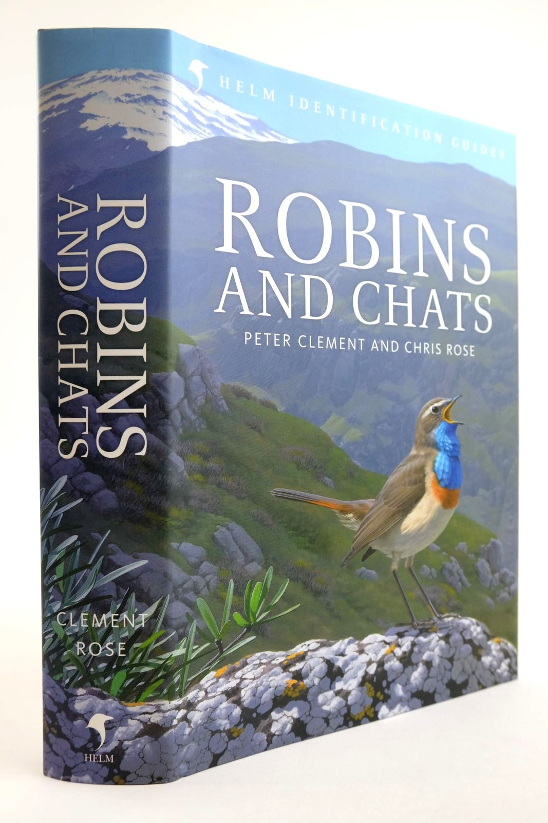 Photo of ROBINS AND CHATS written by Clement, Peter Rose, Chris published by Christopher Helm (STOCK CODE: 2133637)  for sale by Stella & Rose's Books