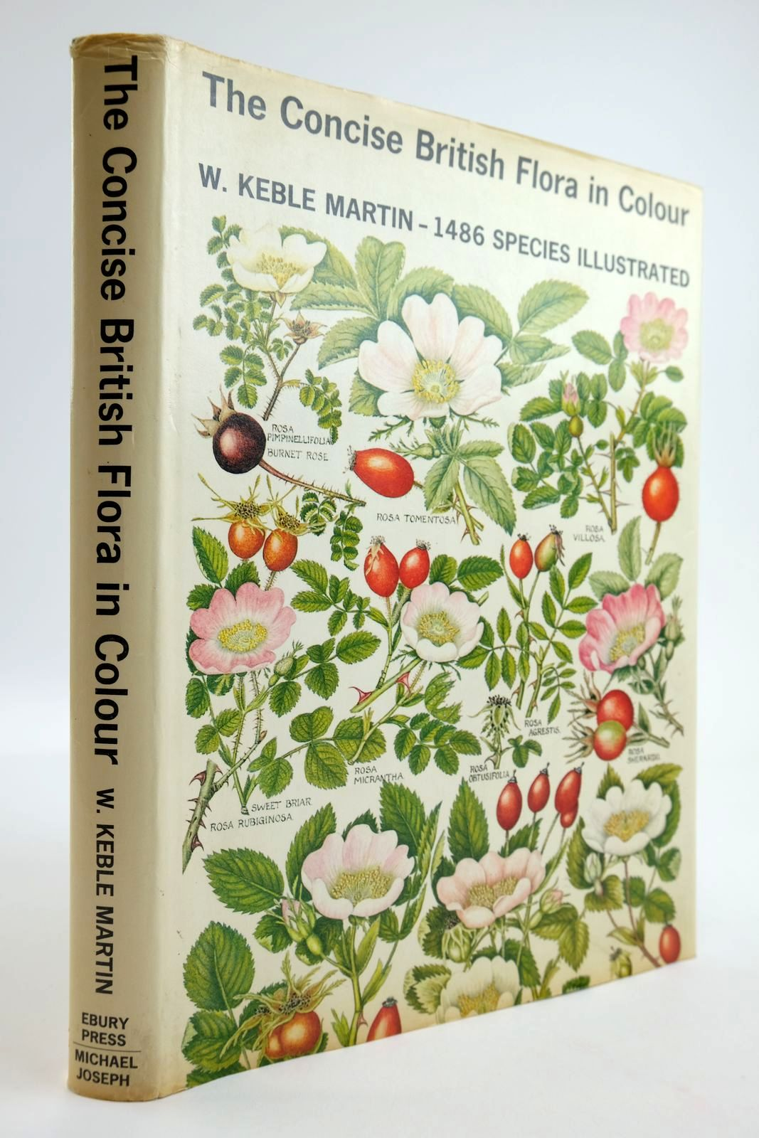 Photo of THE CONCISE BRITISH FLORA IN COLOUR- Stock Number: 2133638