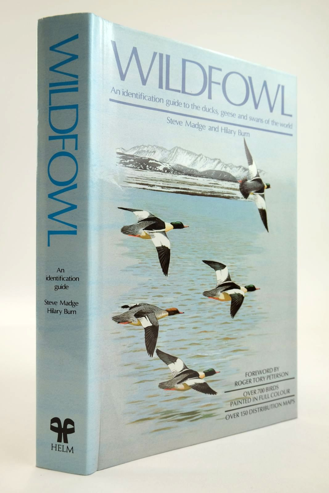 Photo of WILDFOWL: AN IDENTIFICATION GUIDE TO THE DUCKS, GEESE AND SWANS OF THE WORLD- Stock Number: 2133643