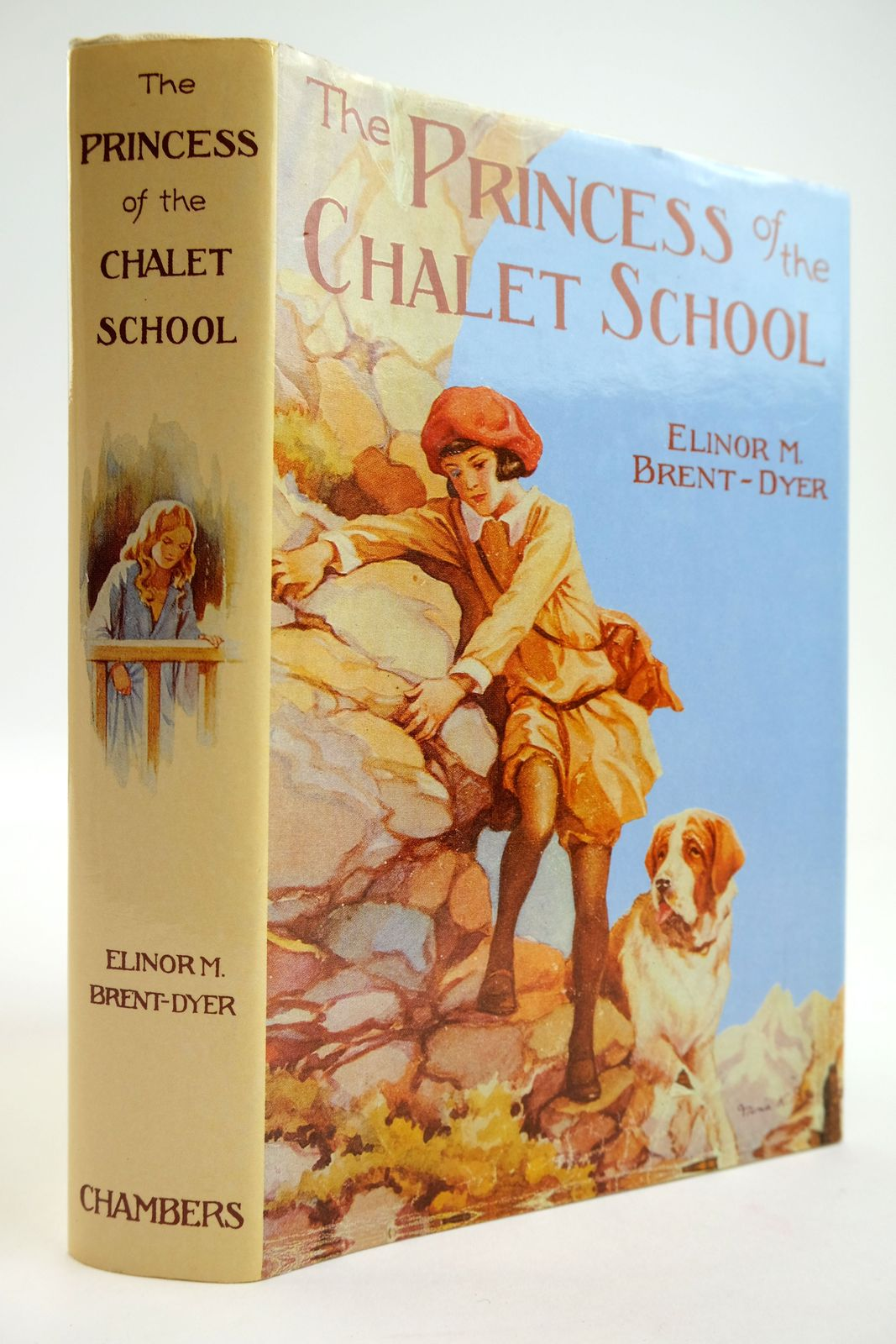 Photo of THE PRINCESS OF THE CHALET SCHOOL- Stock Number: 2133655