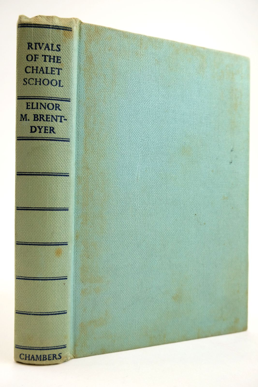 Photo of THE RIVALS OF THE CHALET SCHOOL written by Brent-Dyer, Elinor M. published by W. & R. Chambers Limited (STOCK CODE: 2133659)  for sale by Stella & Rose's Books