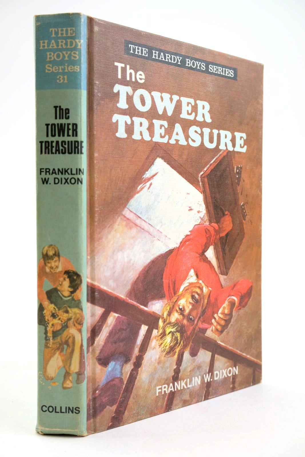 Photo of THE TOWER TREASURE- Stock Number: 2133660