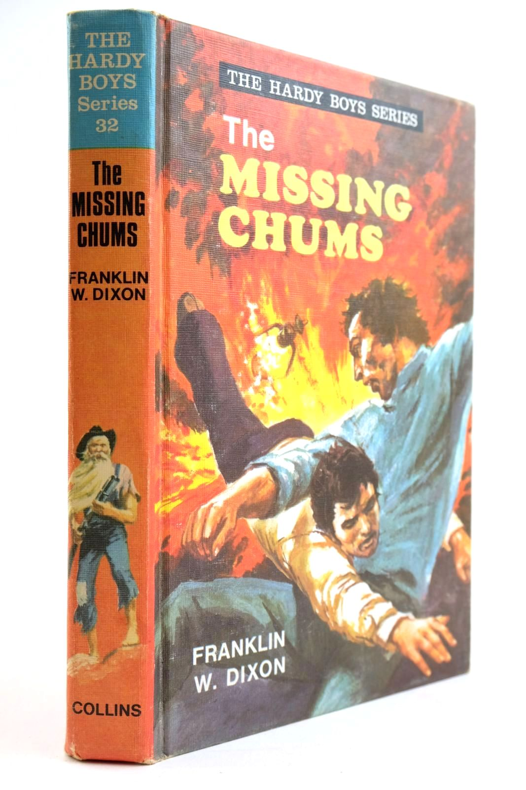 Photo of THE MISSING CHUMS- Stock Number: 2133661