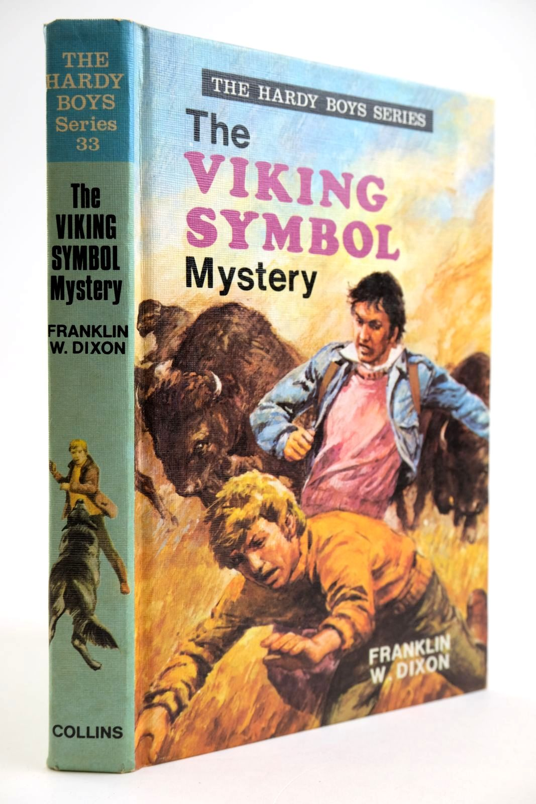 Photo of THE VIKING SYMBOL MYSTERY- Stock Number: 2133662