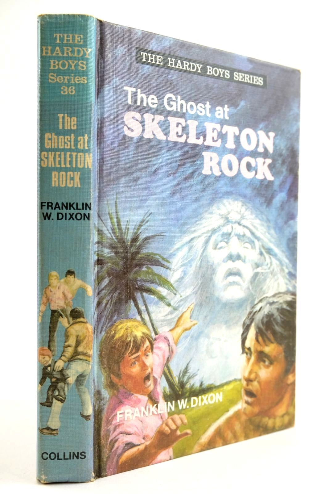 Photo of THE GHOST AT SKELETON ROCK- Stock Number: 2133665