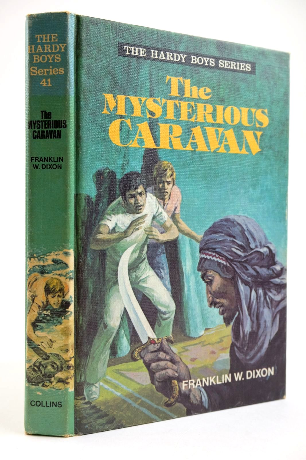 Photo of THE MYSTERIOUS CARAVAN- Stock Number: 2133667