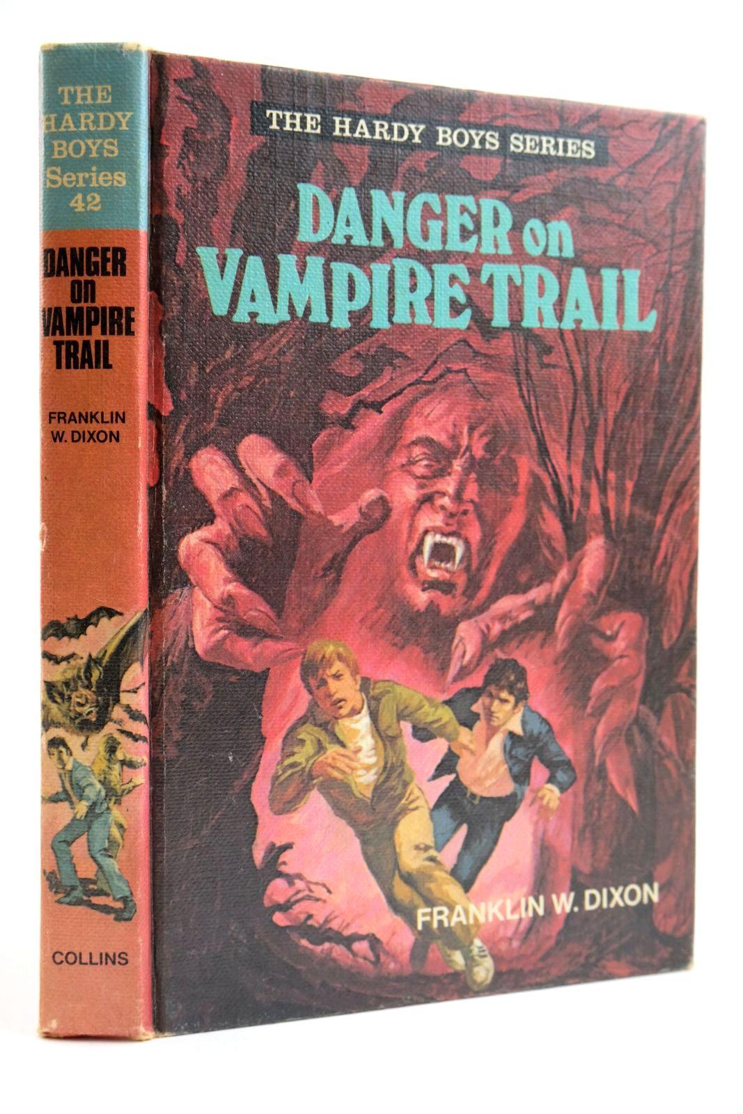 Photo of DANGER ON VAMPIRE TRAIL- Stock Number: 2133668