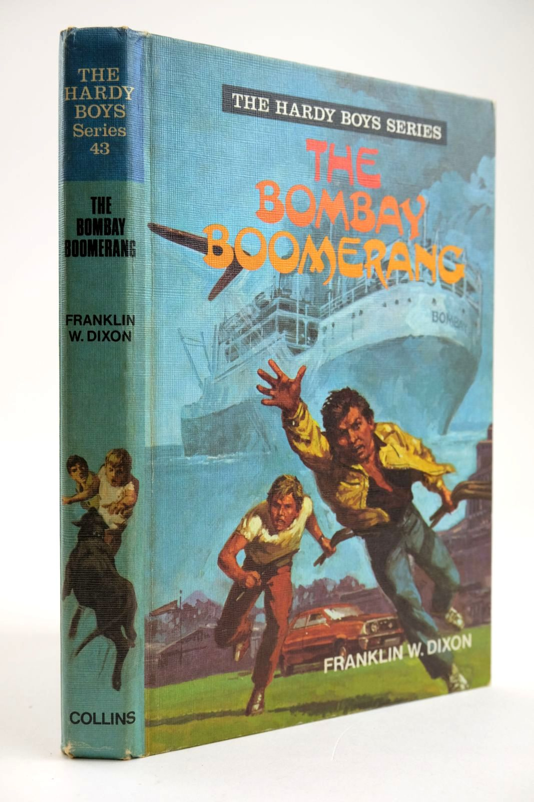 Photo of THE BOMBAY BOOMERANG- Stock Number: 2133671