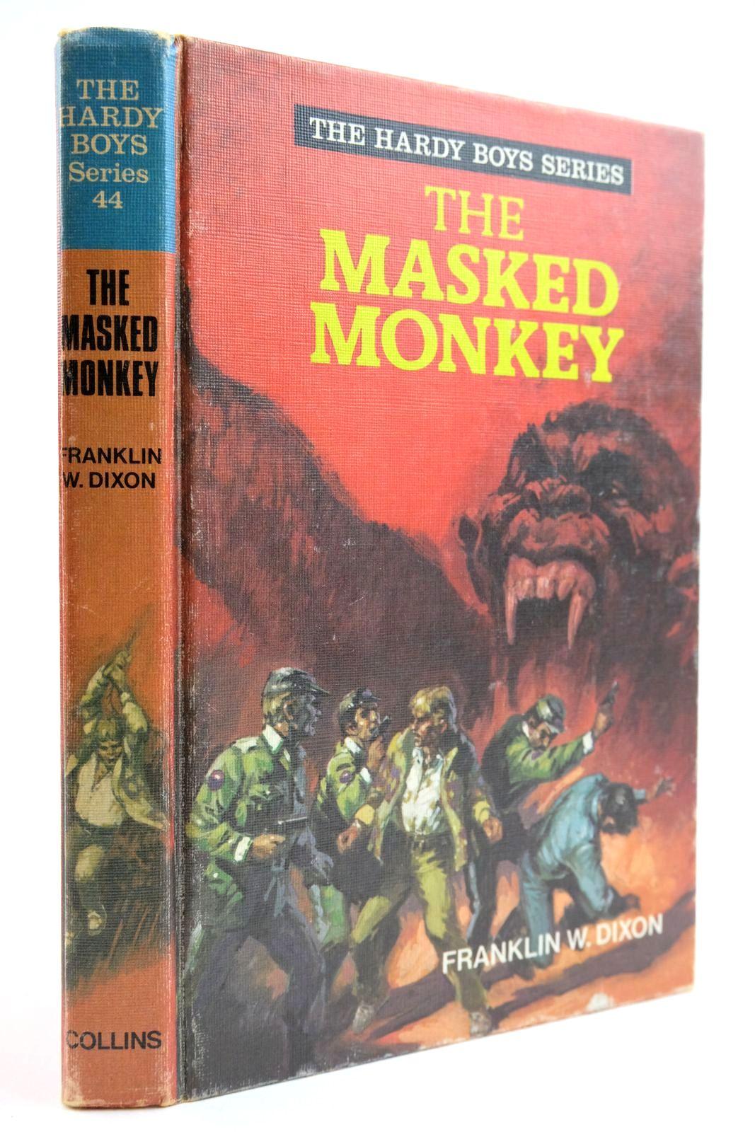 Photo of THE MASKED MONKEY- Stock Number: 2133672