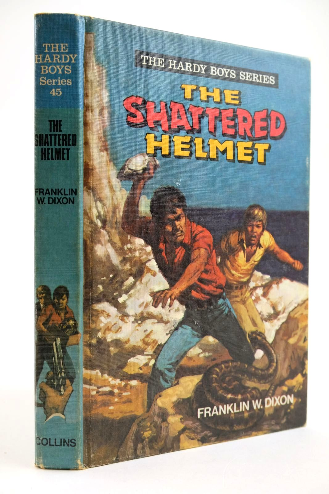 Photo of THE SHATTERED HELMET- Stock Number: 2133673