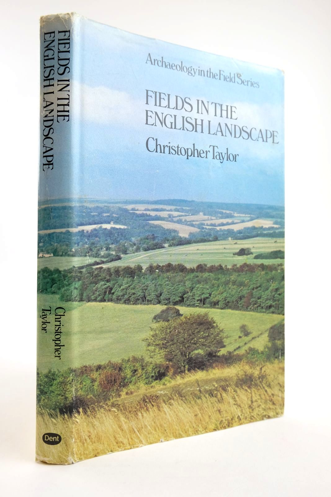 Photo of FIELDS IN THE ENGLISH LANDSCAPE- Stock Number: 2133675