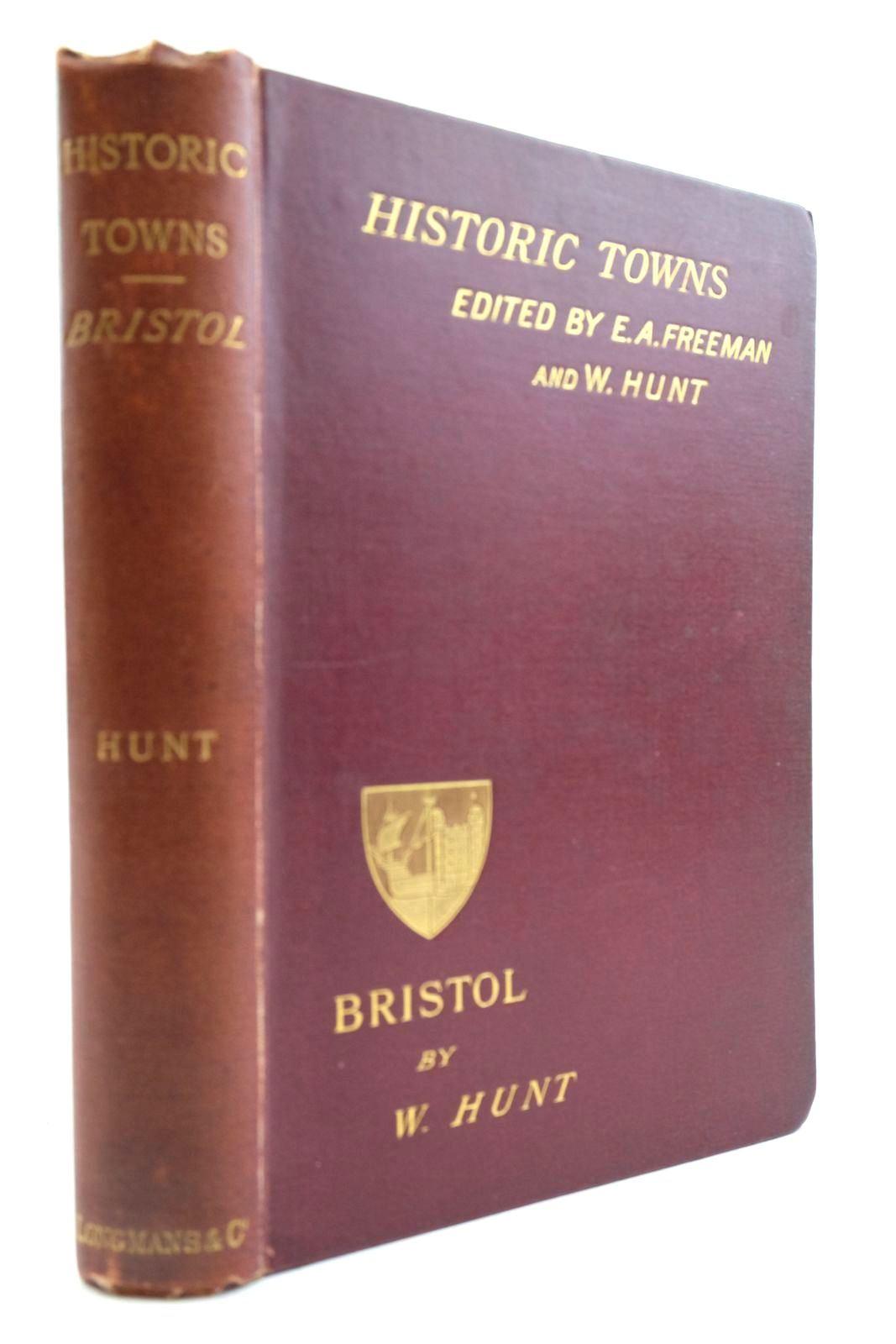 Photo of HISTORIC TOWNS: BRISTOL- Stock Number: 2133688