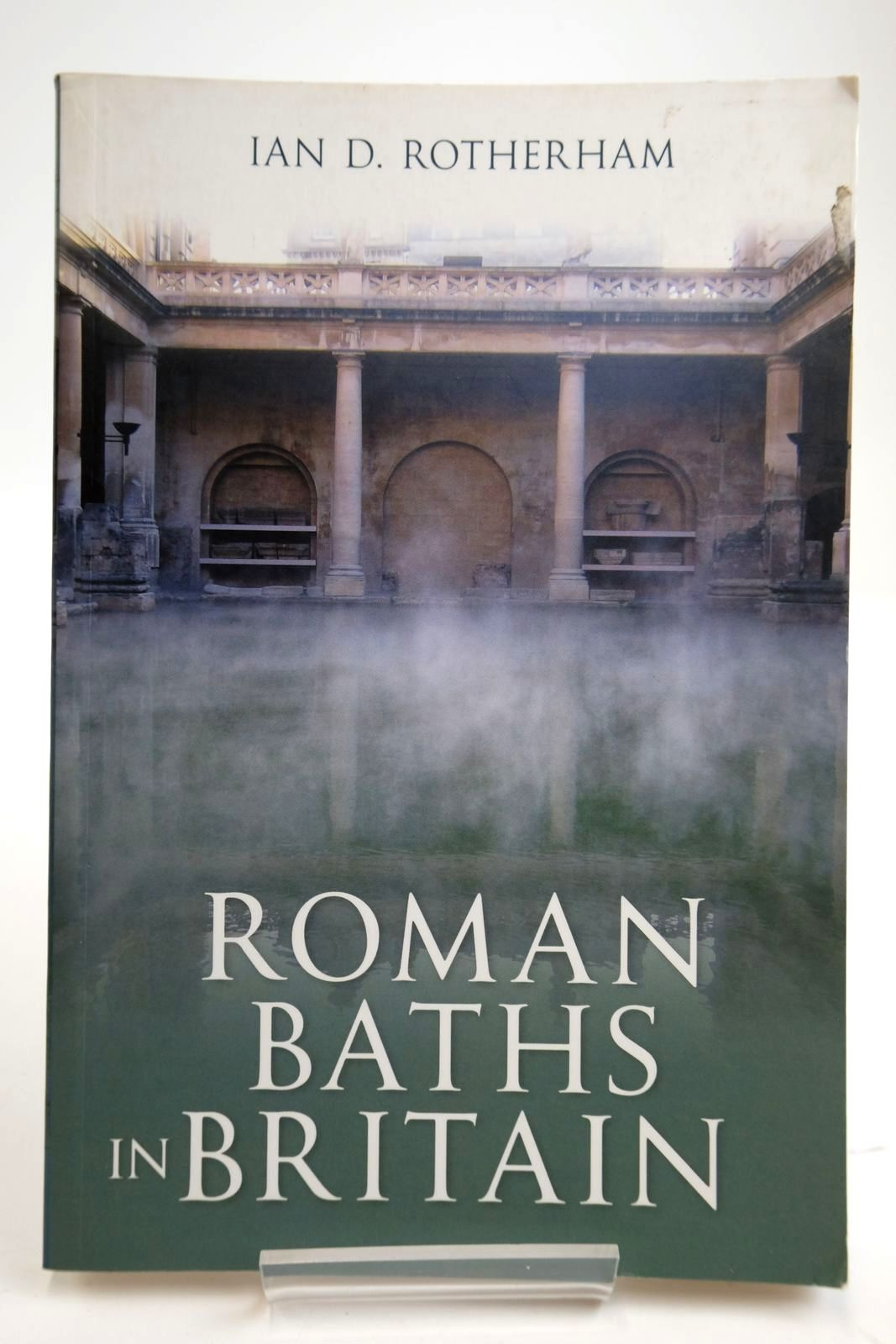 Photo of ROMAN BATHS IN BRITAIN- Stock Number: 2133692