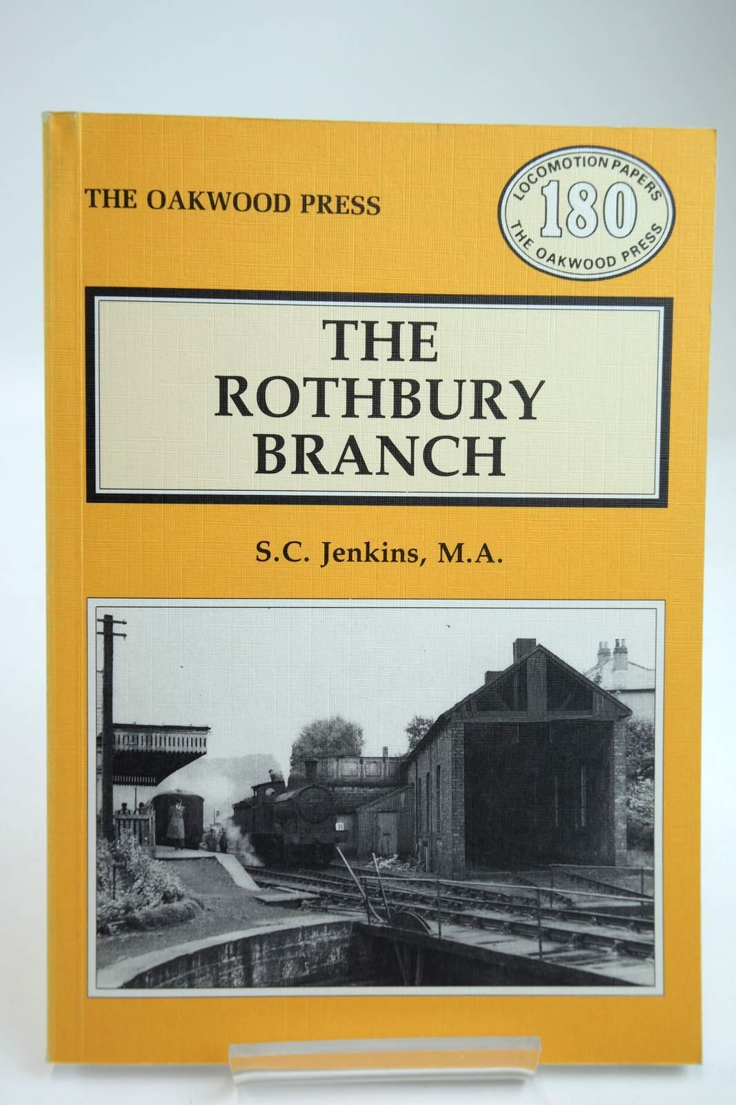 Photo of THE ROTHBURY BRANCH written by Jenkins, Stanley C. published by The Oakwood Press (STOCK CODE: 2133702)  for sale by Stella & Rose's Books
