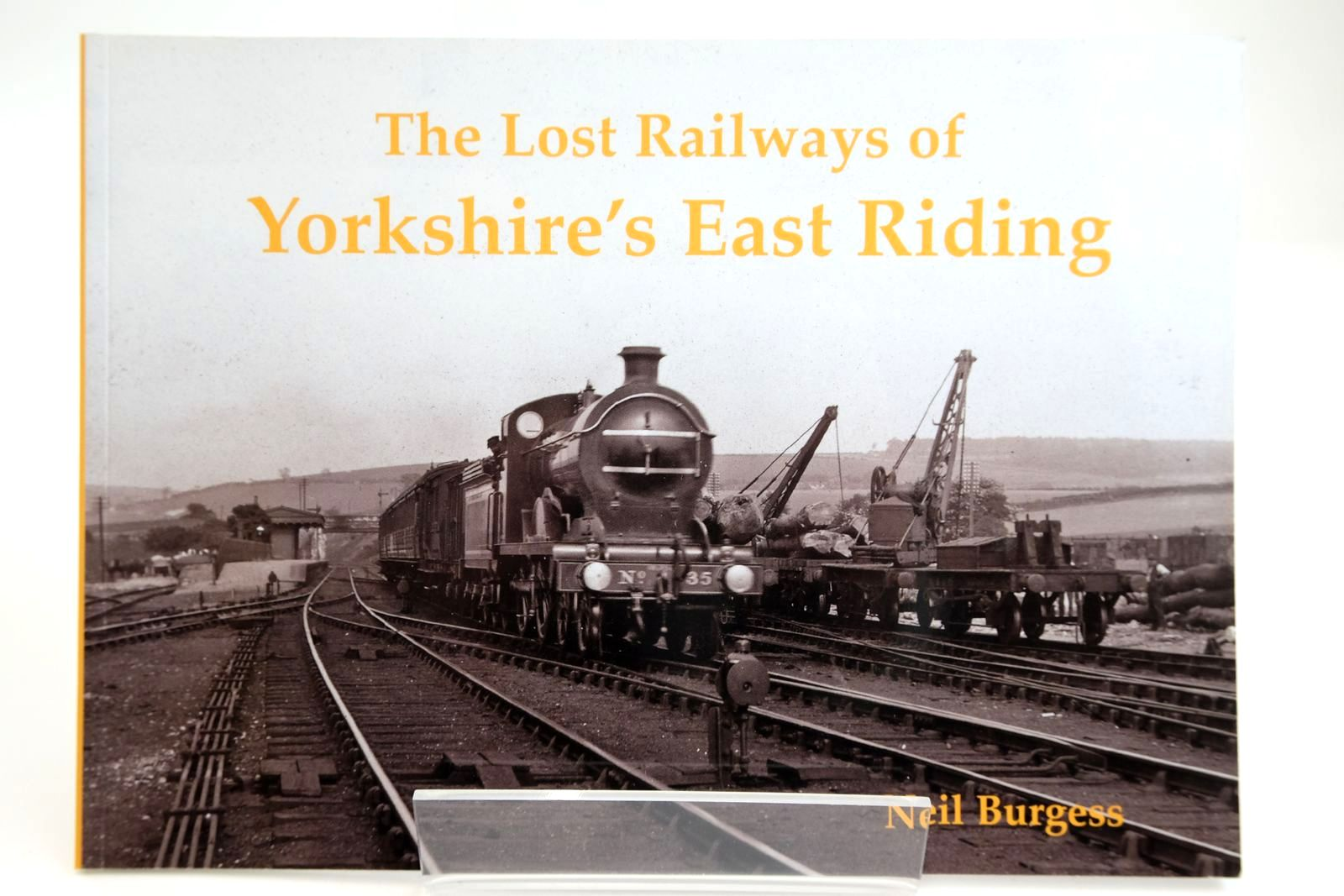 Photo of THE LOST RAILWAYS OF YORKSHIRE'S EAST RIDING- Stock Number: 2133711